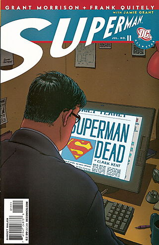 All Star Superman 11