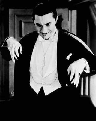 Lugosi as Dracula