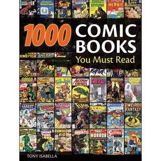 1000 comic books