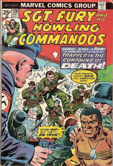 Sgt. Fury 120
