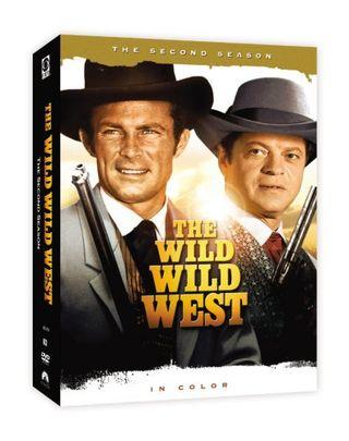 Wild Wild West Season 2