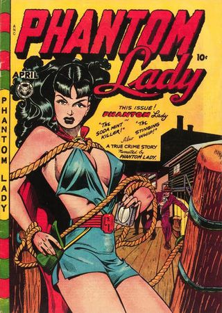 Phantom Lady 17