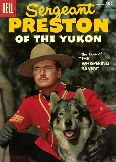 Sgt Preston