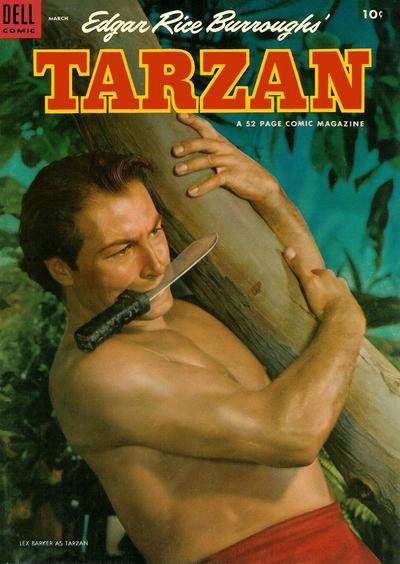 Tarzan 54